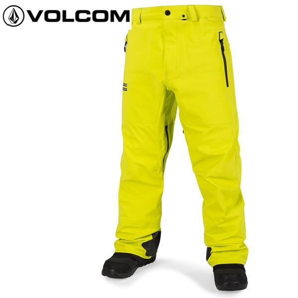 17-18 VOLCOM パンツ GUIDE GORE-TEX PANT g1351801: lim 正規品/ボルコム/メンズ/スノーボードウエア/ウェア/snow/スノボ/