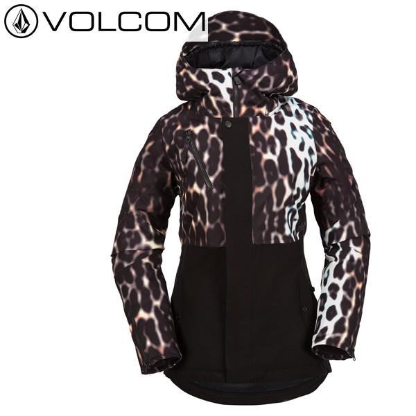 17-18 レディース VOLCOM ジャケット JASPER INS JKT h0451806: che 正規品/ボルコム/スノーボードウエア/ウェア/snow/2018