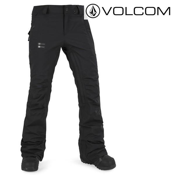 17-18 レディース VOLCOM パンツ KNOX GORE PNT h1351813: blk 正規品/ボルコム/スノーボードウエア/ウェア/pant/snow