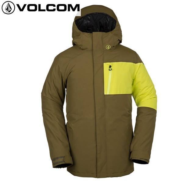 18-19 VOLCOM ジャケット L GORE-TEX JACKET g0651904: mos 正規品/ボルコム/メンズ/スノーボードウエア/ウェア/snow