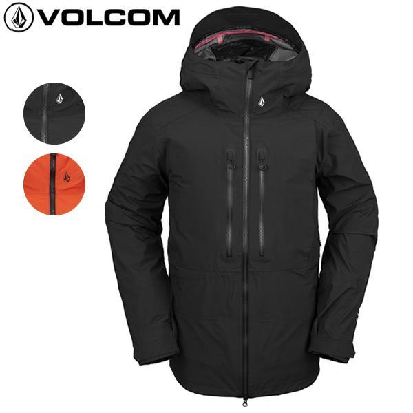 19-20 VOLCOM ジャケット GUIDE GORE-TEX JACKET g0652000: 正規品/ボルコム/メンズ/スノーボードウエア/ウェア/snow