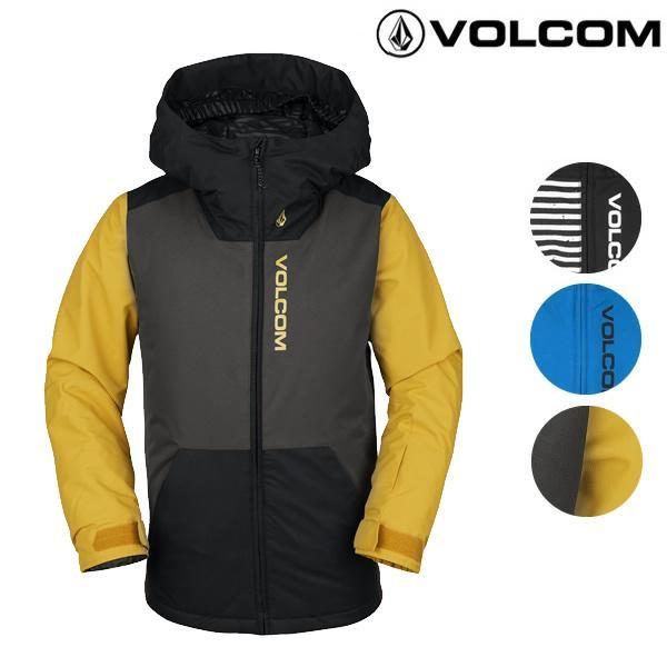 19-20 子供用 VOLCOM ジャケット VERNON INS JACKET I0452002: 正規品/ジュニア/キッズ/ボルコム/スノーボードウエア/ウェア/スノボ/snow