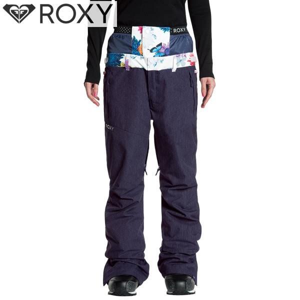 18-19 ROXY パンツ M / mika ninagawa X SNOWHOLIC PT erjtp03073: wbk2 正規品/ロキシー/スノーボード/レディース/snow