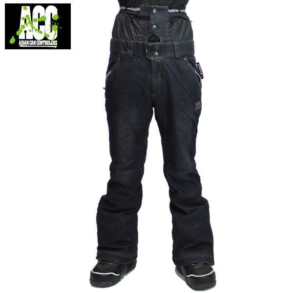 18-19 ACC パンツ EXTREME PNT : Denim Blk 正規品/スノーボードウエア/ウェア/メンズ/レディース/スキー/snow