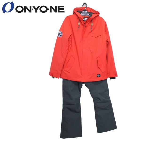 18-19 ONE THREE ボードスーツ MEN'S SUIT ots91102: 056x009d 正規品/ウエア/オンヨネ/メンズ/上下セット/スノーボード/ワンスリー/snow