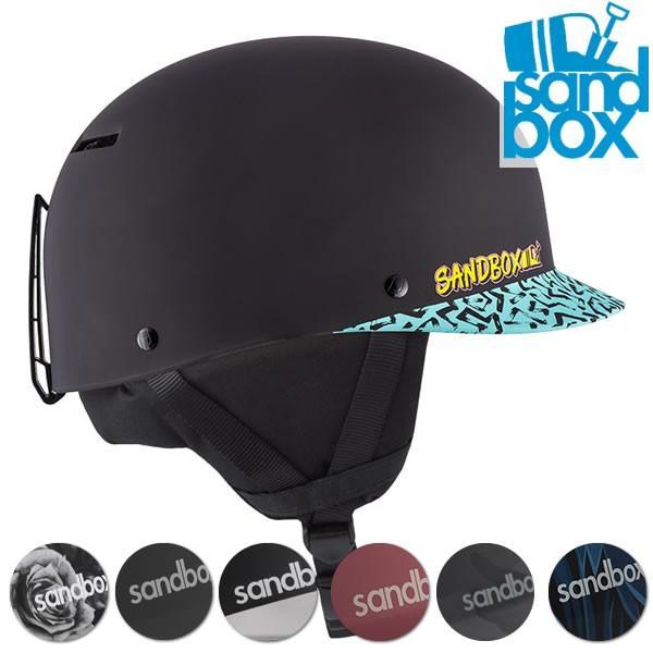 19-20 SANDBOX ヘルメット CLASSIC 2.0 SNOW ASIA FIT: 正規品/サンドボックス/メンズ/スノーボード/スキー/スノボ/snow