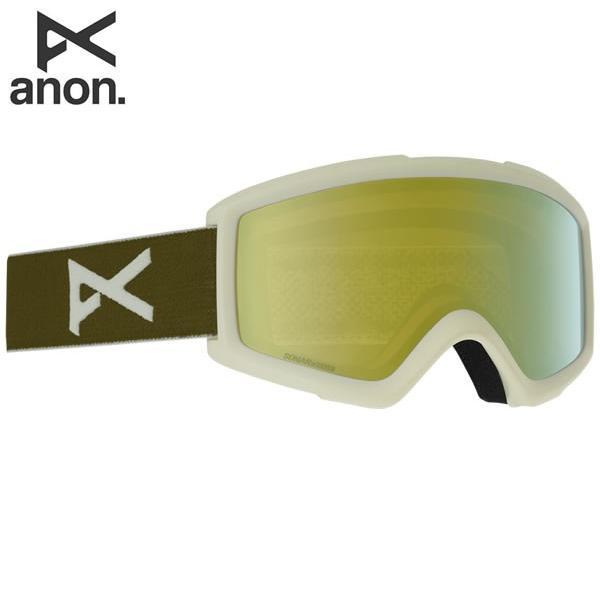 19-20 ANON ゴーグル Helix 2.0 Sonar Goggle Asian Fit 20248101: 正規品/アノン/スノーボード/メンズ/スノボ/ヘリックス/snow