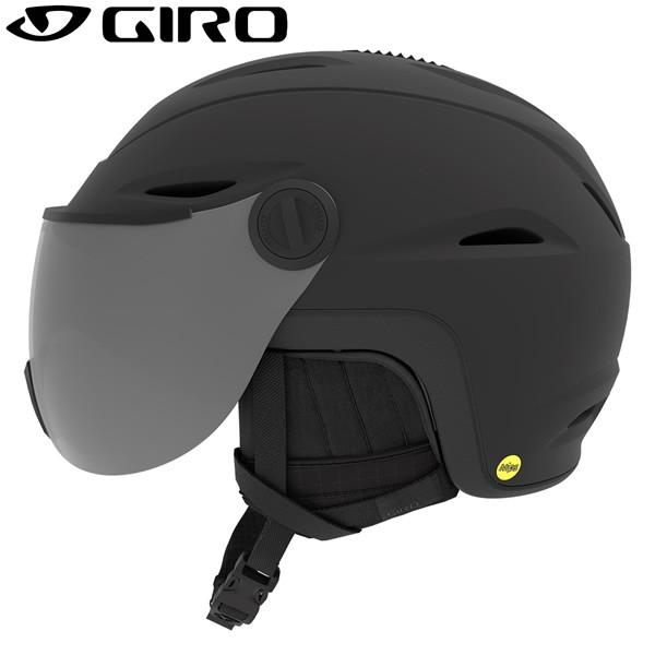 18-19 GIRO ヘルメット Vue MIPS Asian Fit : Matte 黒 正規品/ジロー/メンズ/スノーボード/ジロ/スキー/snow