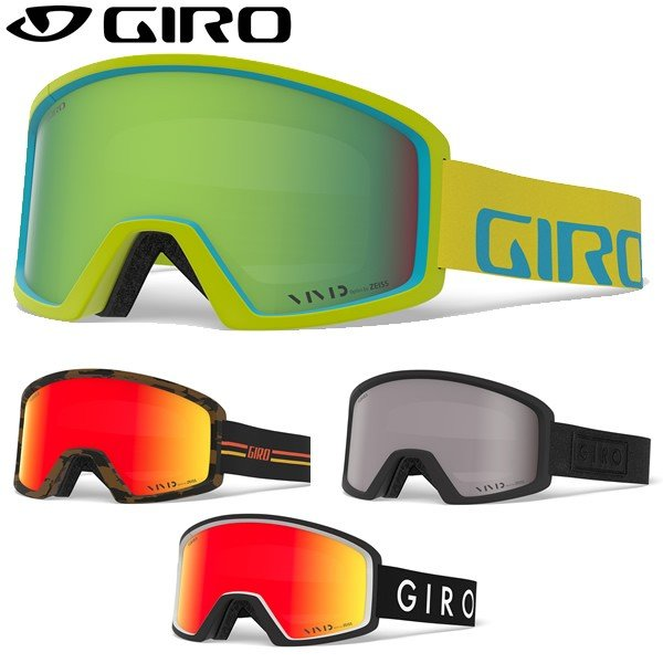 19-20 GIRO ゴーグル BLOK Asian Fit : 正規品/ジロー/メンズ/スノーボード/ジロ/スキー/スノボ/snow