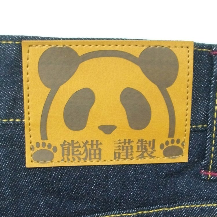 パンディエスタ PANDIESTA JAPANストレッチデニムパンツ 595652 アメカジ バイカー ミリタリー パンダ|bscrawler|07