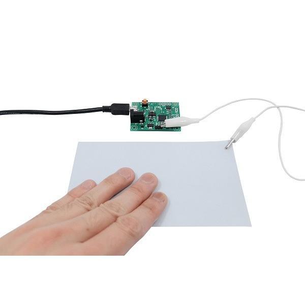 静電容量式フィルムセンサ開発ボード 組立済み/ADFCS01|bto|02