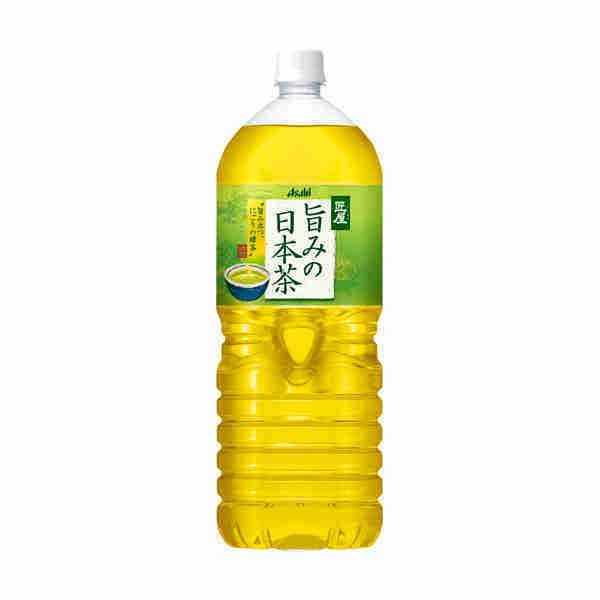 匠屋 旨みの日本茶 アサヒ 2L PET 6本入り|btobdaihei