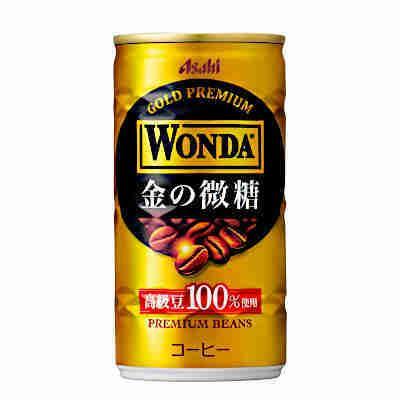 ワンダ 金の微糖 アサヒ 185g 缶 30本入|btobdaihei