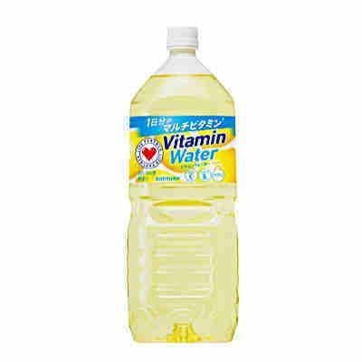 ビタミンウォーター サントリー 2Lペット 6本入|btobdaihei