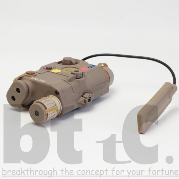 フラッシュライト FMA PEQ LA5-C LEDライトシステム レーザーなし ミリタリー
