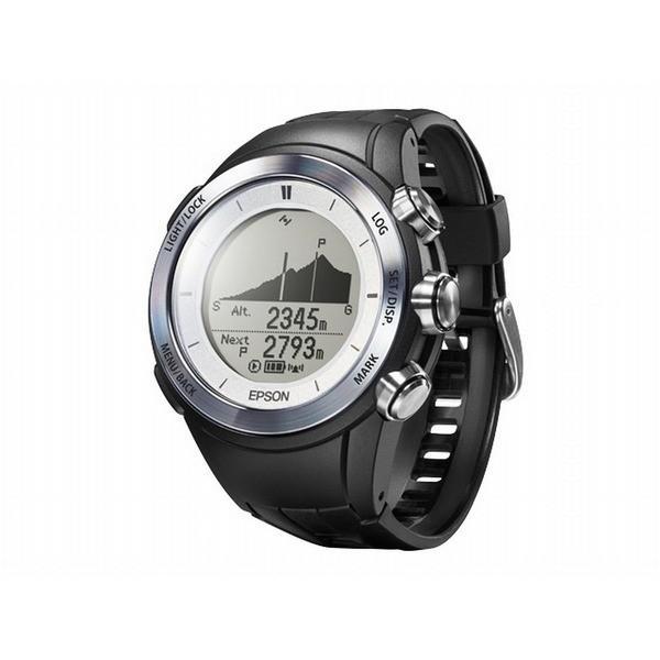 fe49b06931 エプソン(EPSON) Wristable GPS for Trek MZ500S MZ500S GPS シルバー :ds-1447477:雑貨のお店  Wristable ザッカル