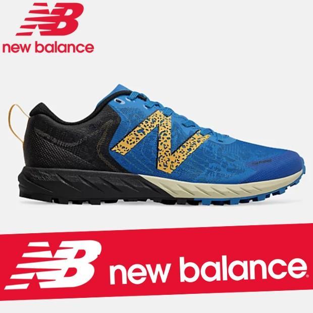 ニューバランス トレッキング/ハイキングシューズ 登山靴 アウトドア メンズ 靴 Fresh Foam Gobi Trail v3 MTGOBIK3 新作
