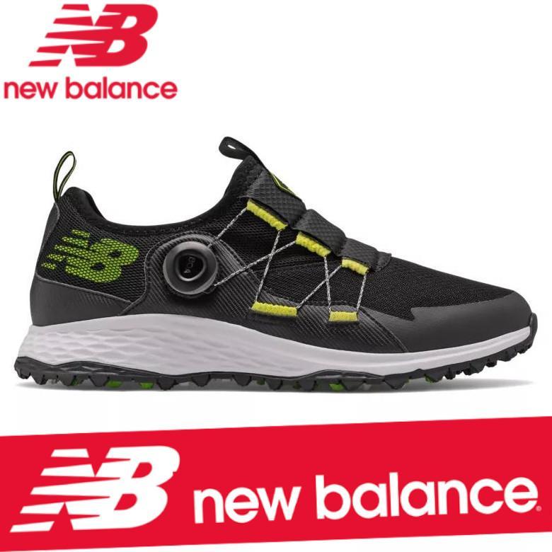 ニューバランス NBG574WN メンズ ゴルフシューズ/スパイク レザー 靴 Golf Leather 574 新作