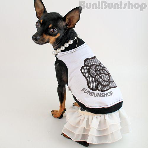 フリフリスカート 小型犬用 bunbunshop 06