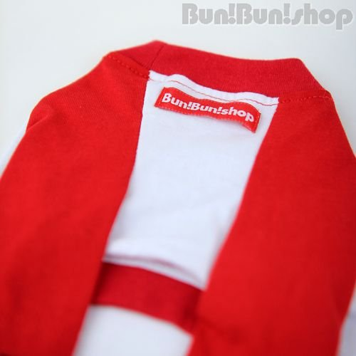 無地ラグランTシャツ 小型犬用|bunbunshop|05