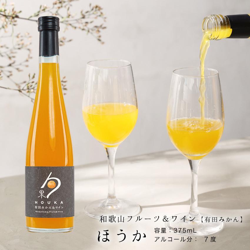 和歌山フルーツワインみかん