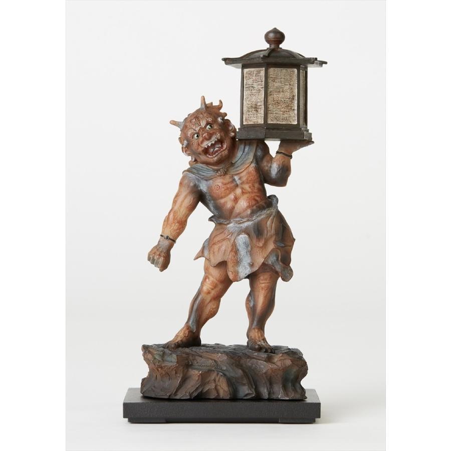 約20cmの掌サイズの姿の中に日本の匠の技を凝縮! 身近における仏像シリーズ イSム TanaCOCORO『掌』 天燈鬼