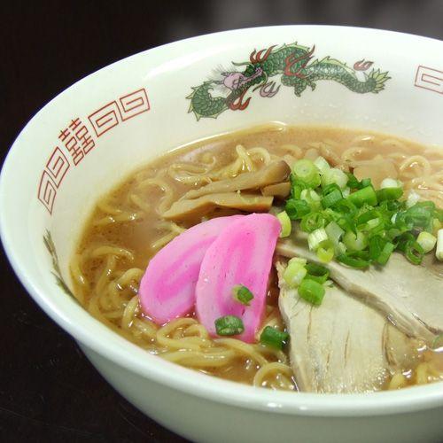 和歌山ラーメン(500食)こってりとんこつ醤油味 激安お試しセット 地元の麺屋が創った本物の生麺使用·スープ付
