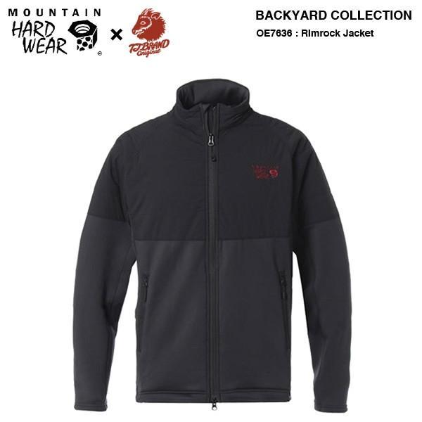 MHW Mountain Hardwear × T.J BRAND collab / OE7636 Rimrock Jacket