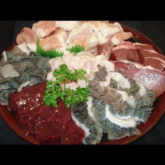 お徳用牛ホルモン盛り合わせ【西日本産】(500g入) butcher