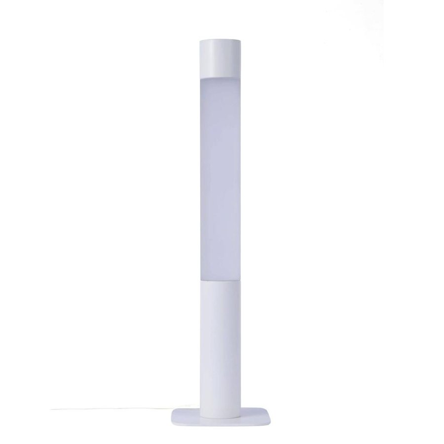 MotoM モトム フロアスタンド ライト 直接光 白 MST02送料無料