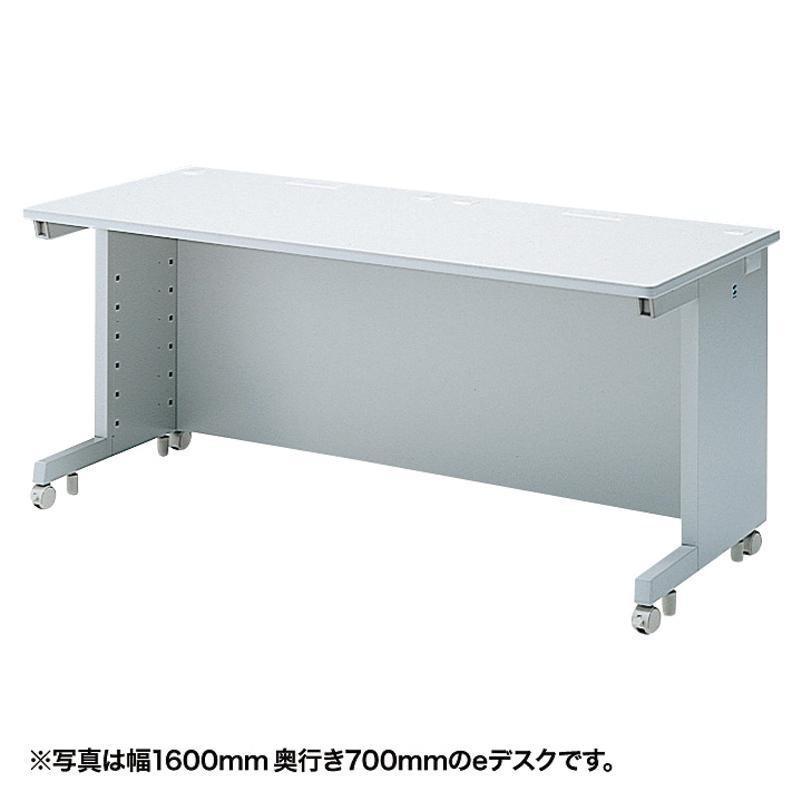 サンワサプライ サンワサプライ eデスク(Wタイプ) ED-WK16570N【メーカー直送品】【代引き不可】送料無料