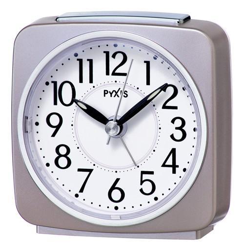 目覚まし時計 置き時計 セイコー SEIKO クロック ピンクパール NR440P butler