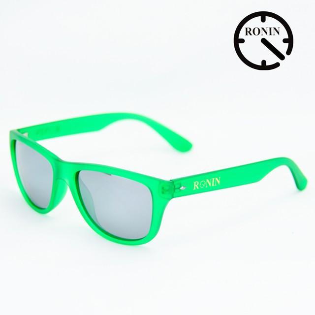 Ronin Eyewear ロニンアイウェアー Candy 緑 グレー/Miller スケートボード スケボー サーフィン サングラス