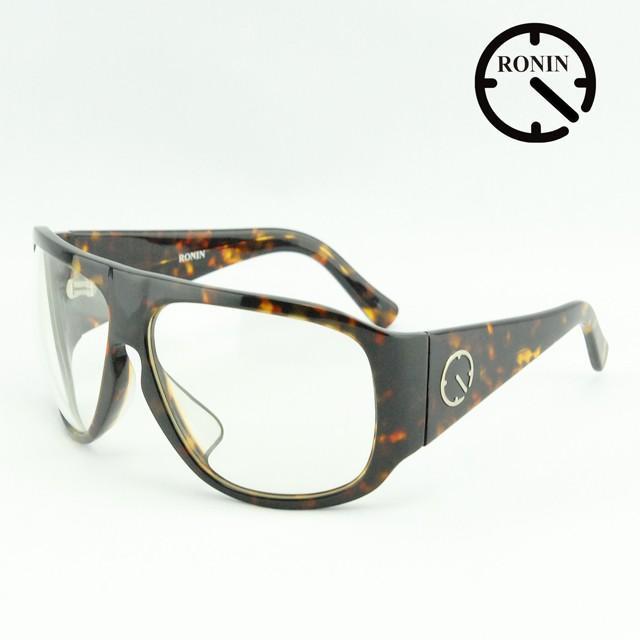 ロニン サングラスRonin Eyewear ロニンアイウェアー UVカット Prototype O.T.W OFF THE WALL Amber/Clear Lens