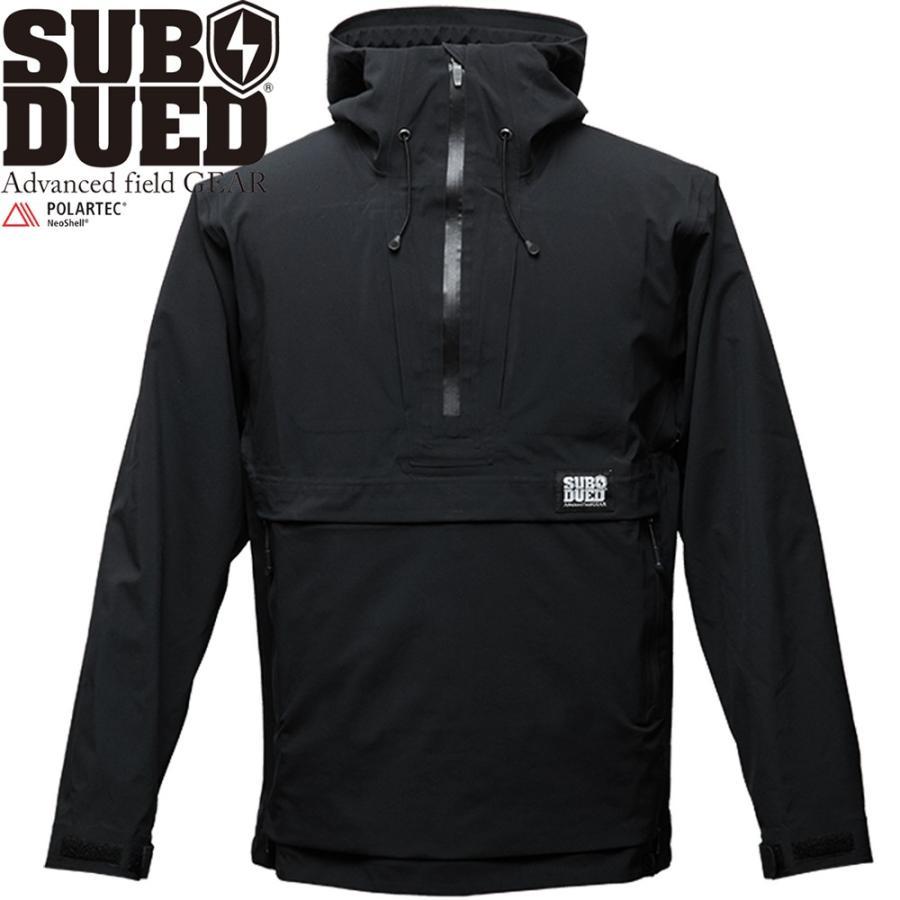 SUBDUED Darkroom Anorak Jacket サブデュード ダークルームアノラック