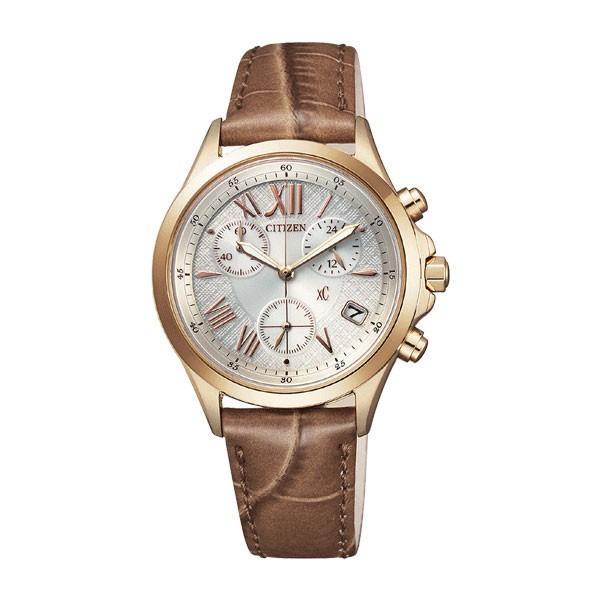 【通販 人気】 シチズン CITIZEN クロスシー クロノ レディース 腕時計 FB1402-05A 国内正規, ブランドセレクト シンフーライフ 8700940c