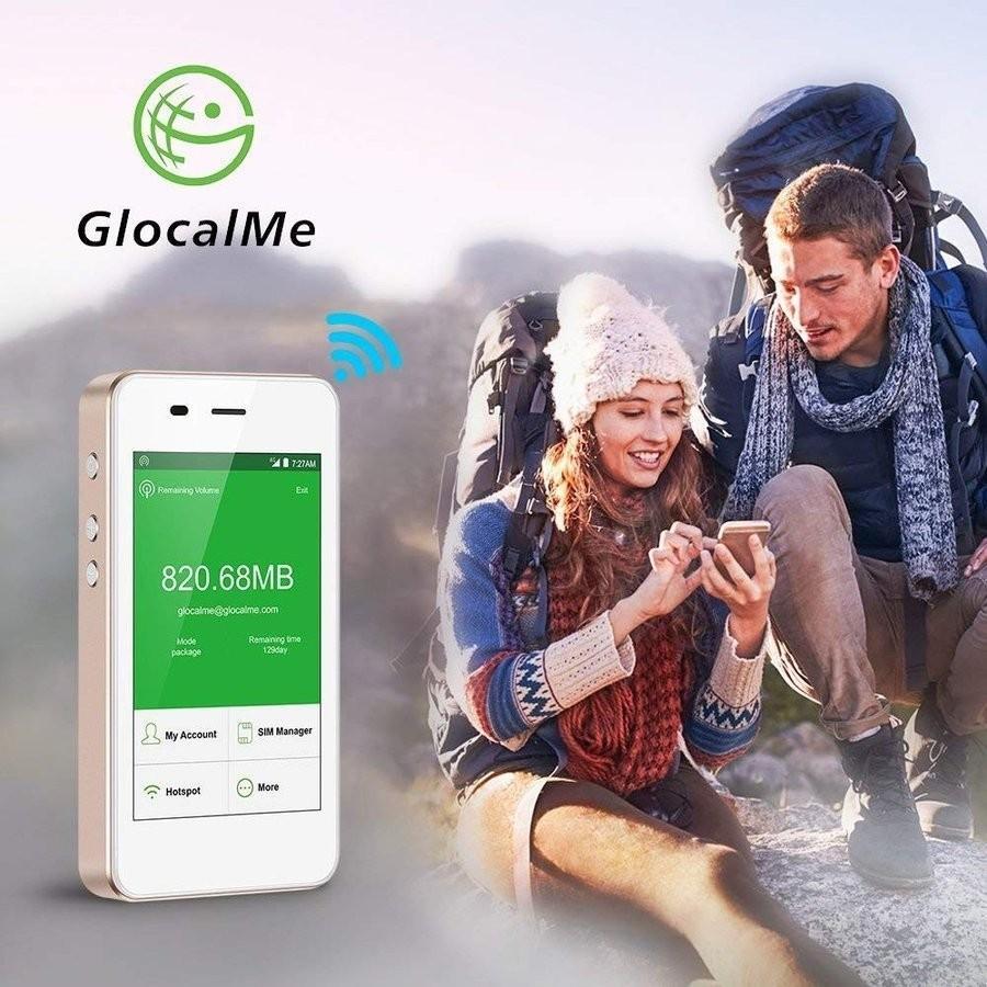 GlocalMe G3 クラウド Wi-Fiルーター 1台あれば家でも外でも海外でも使える テレワーク 在宅勤務 グローカルミー  |bwi|06