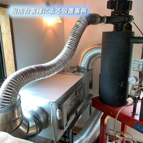 C-Box-1TB 小型コーヒー焙煎排気処理装置「ばいせん君」 c-clie-shop 10