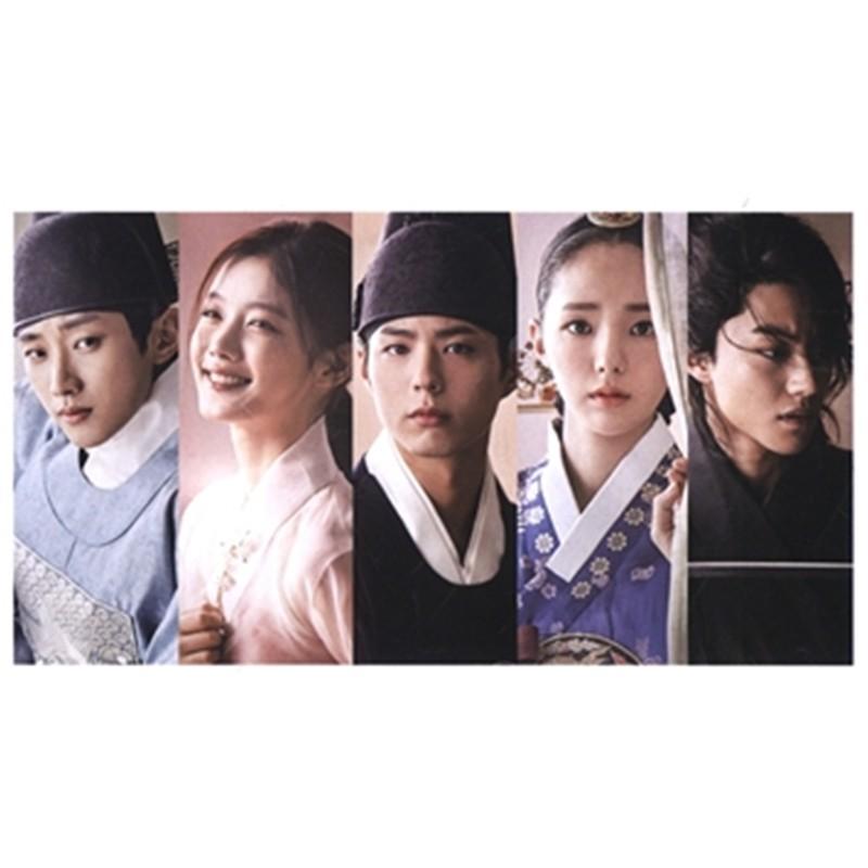 パクボゴムの『雲が描いた月明かり』 フォトエッセイ (パク・ポゴム主演 韓国 KBSドラマ) c-factory 02