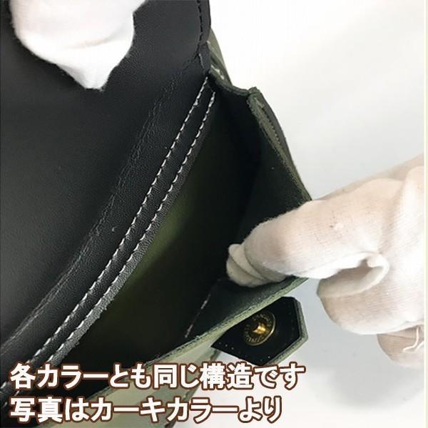 コロンとかわいいバケットバッグ (カーキ)レディースショルダーバッグ|c-factory|06