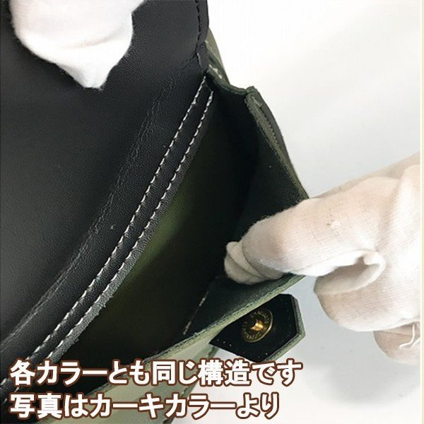 コロンとかわいいバケットバッグ (ホワイト)レディースショルダーバッグ c-factory 06