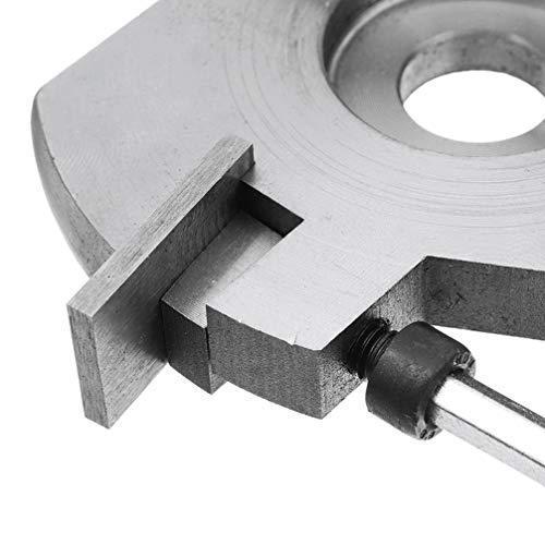 iplusmile グラインダーカッター 木彫りディスク 木工用 取り外し可能 研磨 金属加工 石材 切断|c-o-s-shop|04