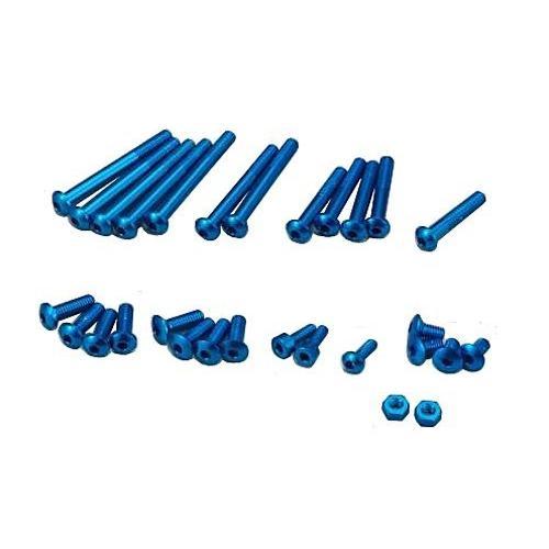 近藤科学 アルミビスセットEX-RR/EX-2 ブルー 10594 c-o-s-shop