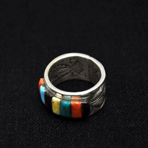 人気が高い  RAY RAY ADAKAI Inlay/レイアダカイ Inlay ADAKAI Ring(A) 送料無料, カツラギシ:68861999 --- airmodconsu.dominiotemporario.com