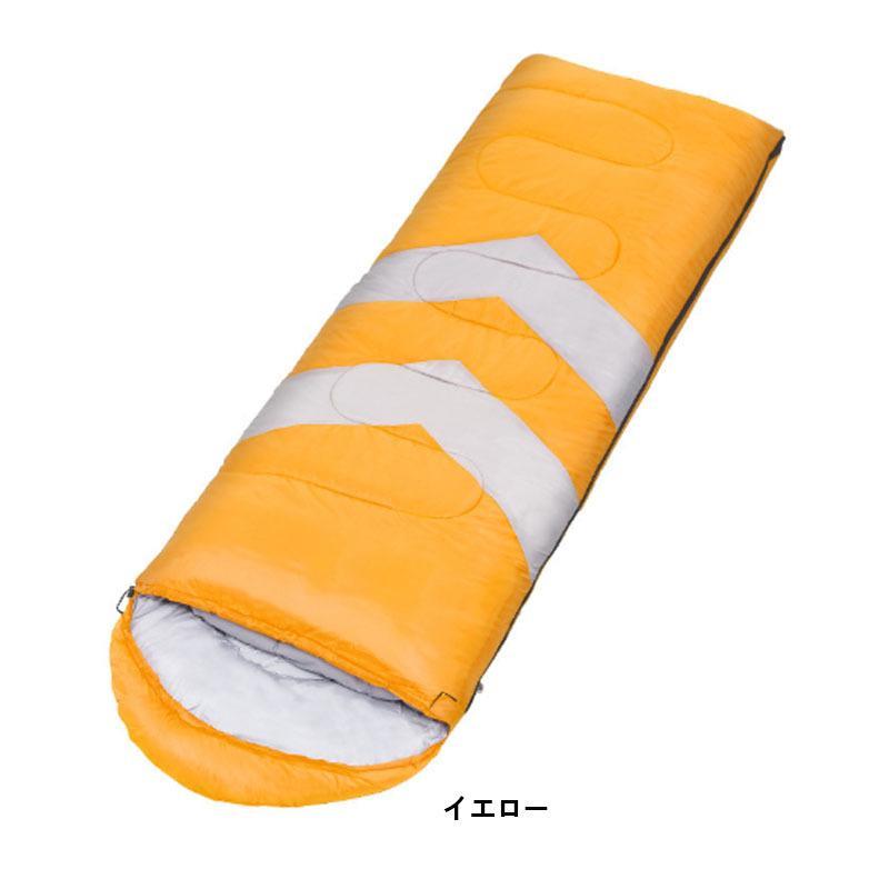 寝袋 封筒型 安い 洗える コンパクト シュラフ 丸洗い可能 オールシーズン アウトドア 車中泊 簡単収納 軽量 防水 カビ対策|cactus0812|06