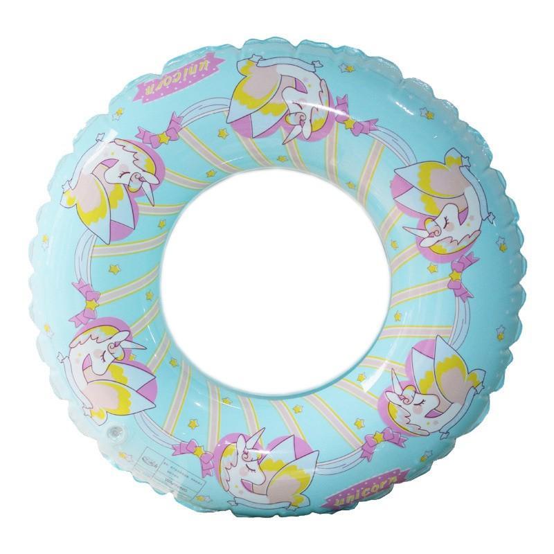 浮き輪 浮輪 フロート 子供 大人用 90cm 70cm ピンク・ブルー ユニコーン ビーチ 海 プール 水遊び 浮き具 90cm cactus0812 07