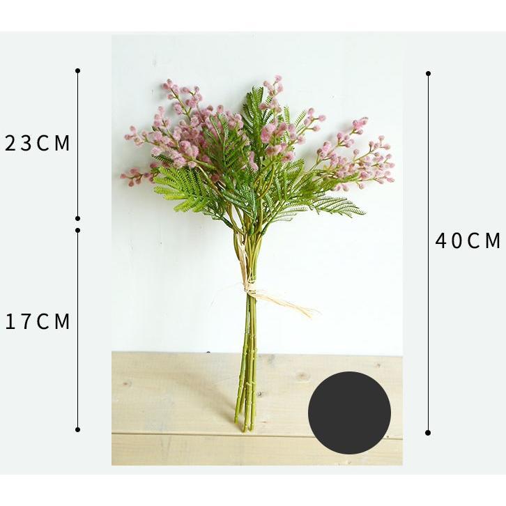 造花 インテリア お洒落 雑貨 ナチュラル 飾り 部屋装飾 花束 ブーケ フェイクグリーン プレゼント ギフト|cactus0812|02