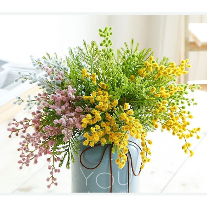 造花 インテリア お洒落 雑貨 ナチュラル 飾り 部屋装飾 花束 ブーケ フェイクグリーン プレゼント ギフト|cactus0812|05