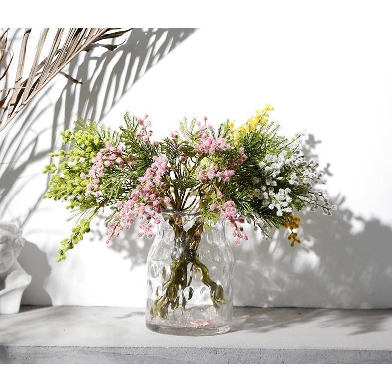 造花 インテリア お洒落 雑貨 ナチュラル 飾り 部屋装飾 花束 ブーケ フェイクグリーン プレゼント ギフト|cactus0812|06