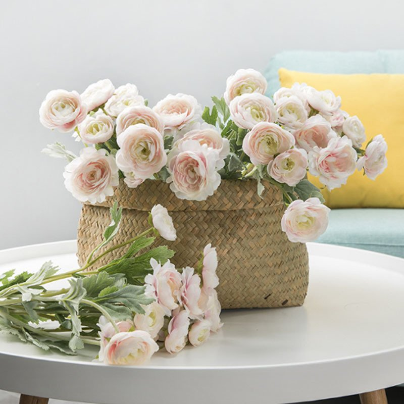 造花 インテリア フラワーアレンジメント ブーケ パーツ プレゼント ギフト 1束1本 引越し祝い 結婚祝い 退職祝い 花飾り 高級 おしゃれ|cactus0812